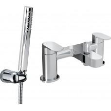Bristan Frenzy Bath Shower Mixer Tap - Chrome Finish