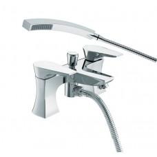 Bristan Hourglass Bath Shower Mixer Tap - Chrome Finish