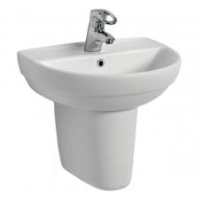 Twyford Refresh Series  Semi-Pedestal - White
