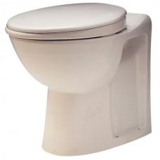 Twyford Avalon Horizontal Outlet Toilet Panel  Series - White