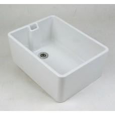 Twyford Belfast 475 x 390 x 215mm White Sink