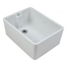 Twyford Belfast  610 x 455 x 255mm - White sink